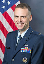 Colonel Jeremy S. Weber